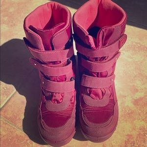 Girls Winter boots by German brand Richter